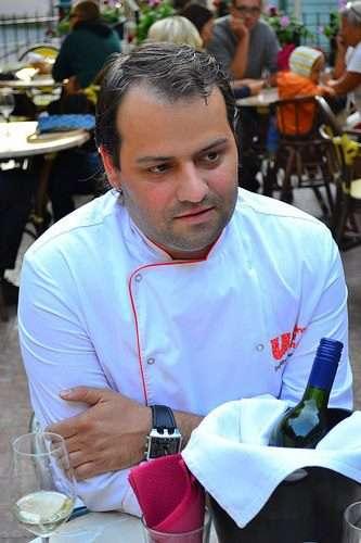Chef Nico Lontras // sursa foto: Facebook
