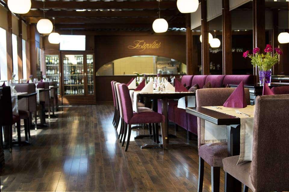Restaurant Zigolini // sursa foto: Facebook