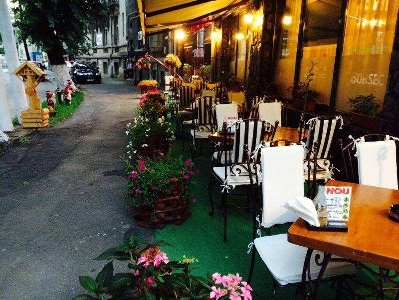 Restaurantul Izvorul Rece // sursa foto: Facebook