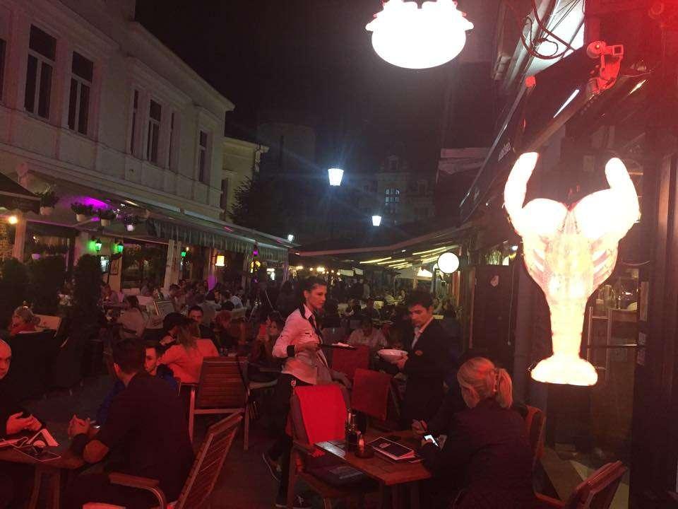 Taverna Racilor, Centrul Vechi // sursa foto: Facebook