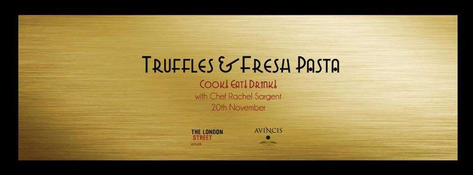 truffles fresh pasta