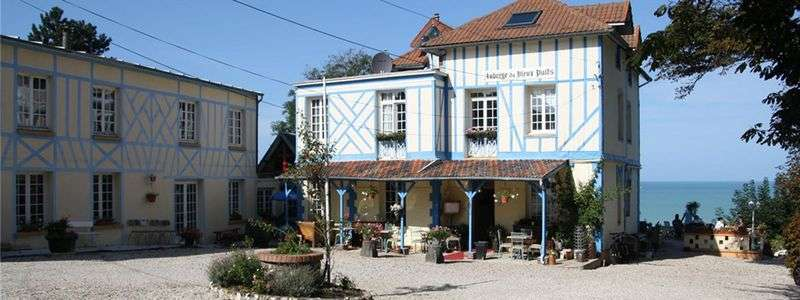 Auberge du Vieux Puits // sursa foto: erfgoedlogies.nl