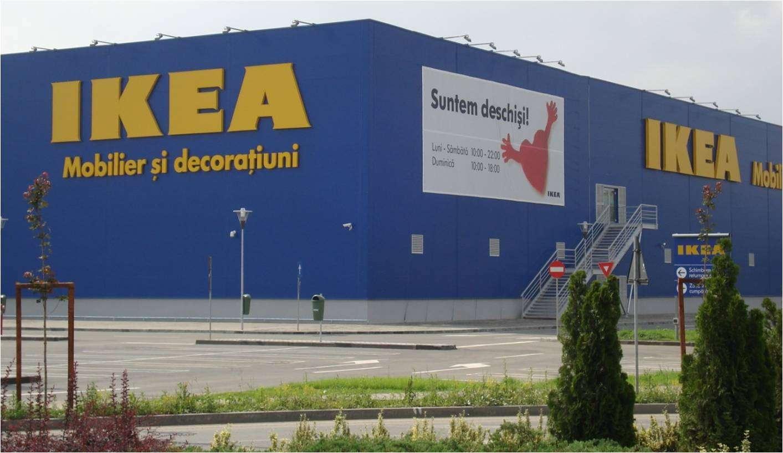 IKEA Baneasa // sursa foto: green-report.ro