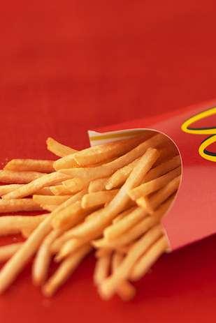 Cartofi prajiti de la Mc // sursa foto: McDonald's