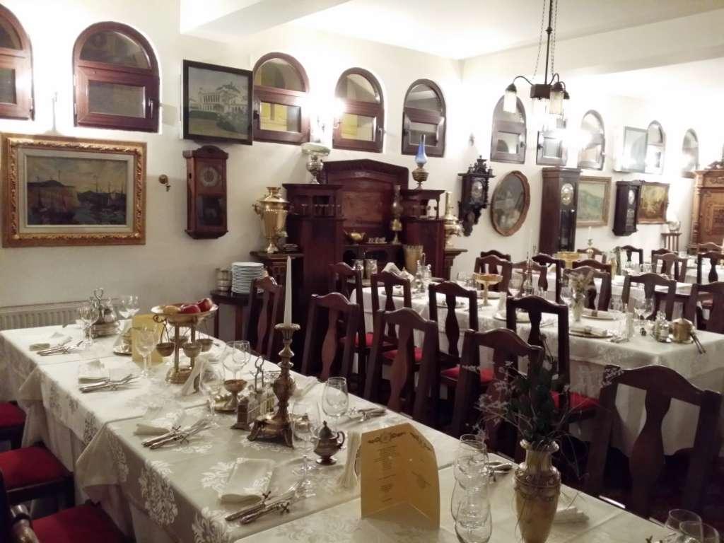 Restaurant romanesc Jaristea - Bucuresti