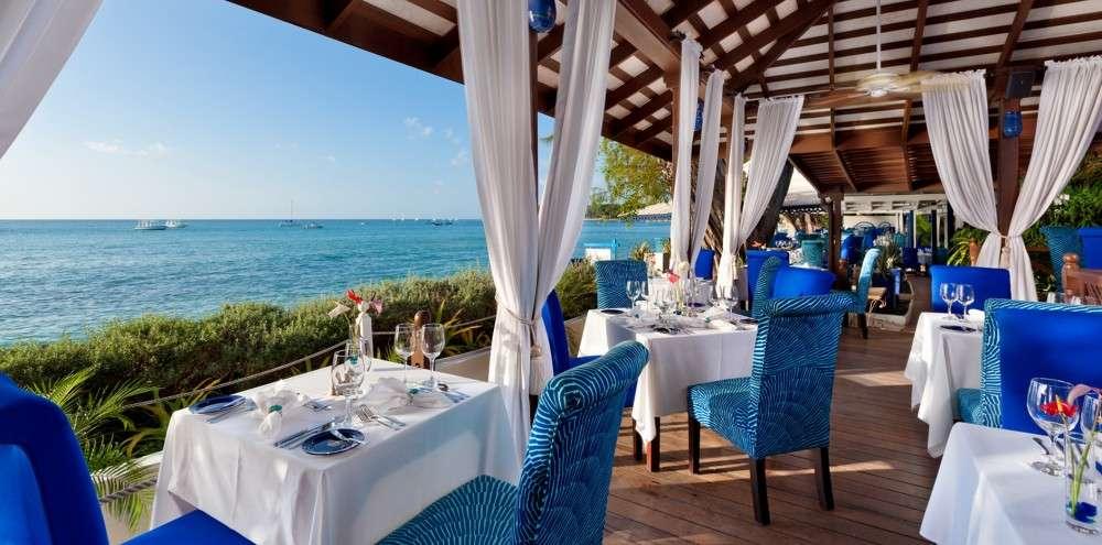 romantic restaurant the tides
