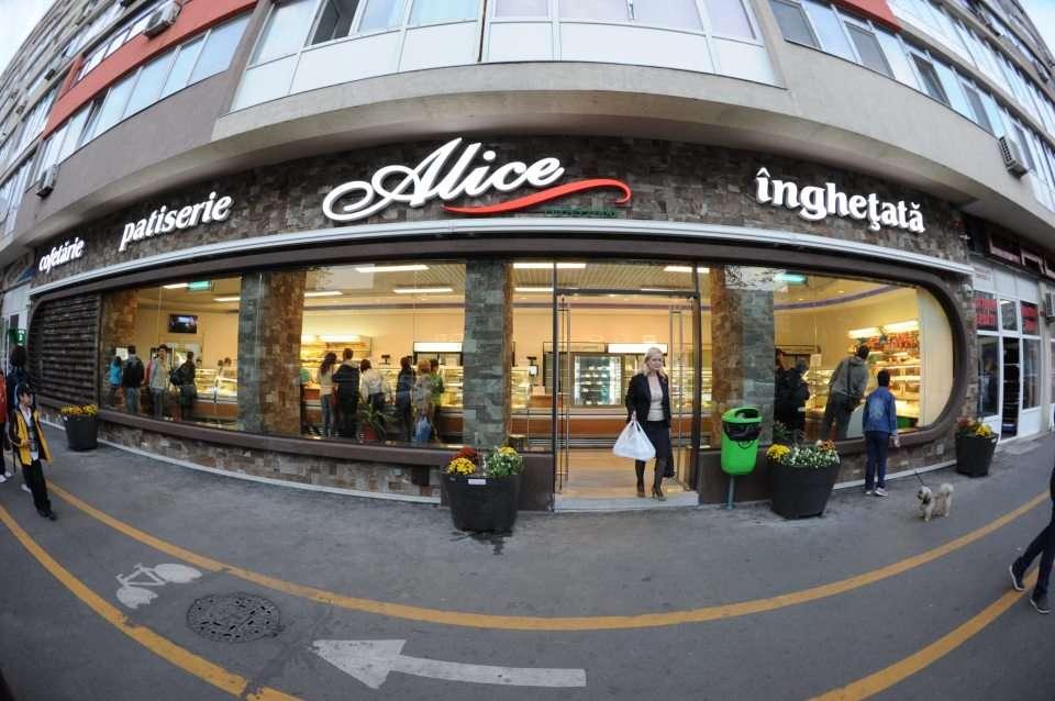 Cofetaria Alice // sursa foto: Facebook