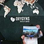 Orygyns Speciality Coffee // sursa foto: Facebook