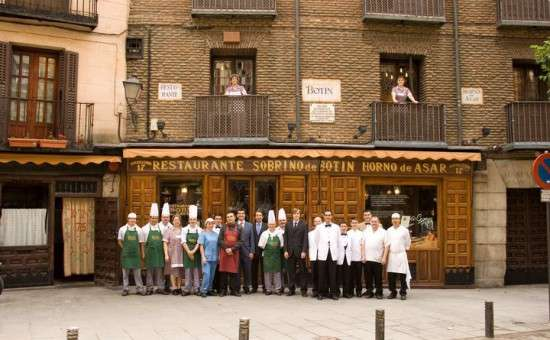 Casa Botin // sursa foto: