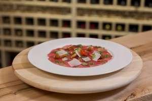 Late Media Lunch - Carne Salada
