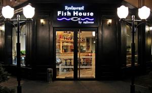Restaurant Fish House by Zaitoone