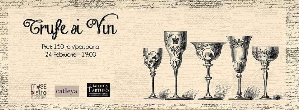 trufe si vin