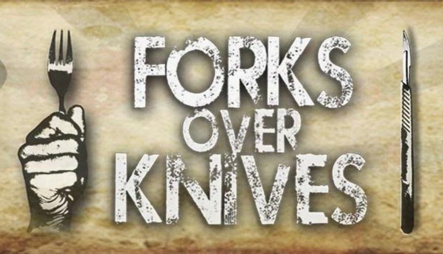 fork over knives, unul din documentare gastronomice de pe Netflix