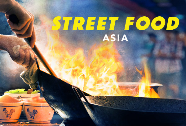 stret food:asia, documentar Netflix