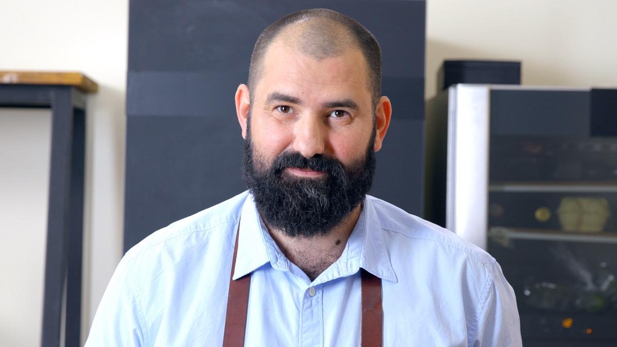 Chef Adi Hădean, inițiatorul proiectului Solidar Social