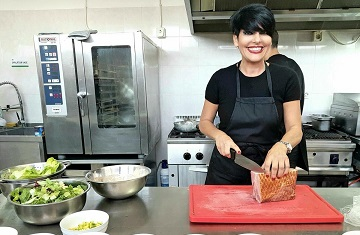 #MeetTheChef: Patrizia Paglieri: niciun italian nu gătește ceva, cu mai multă plăcere, decât o pasta bună!