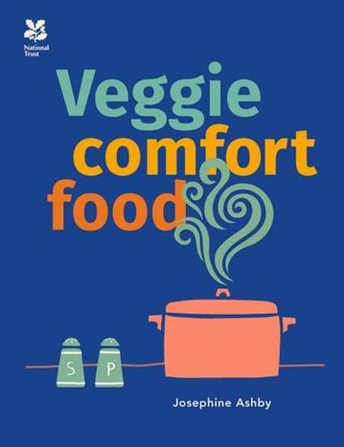 coperta veggie comfort food, una din cărți de rețete vegetariene