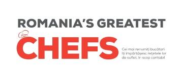 Romania's Greatest Chefs – descarcă gratuit colecția de rețete de la cei mai mari bucătari ai României