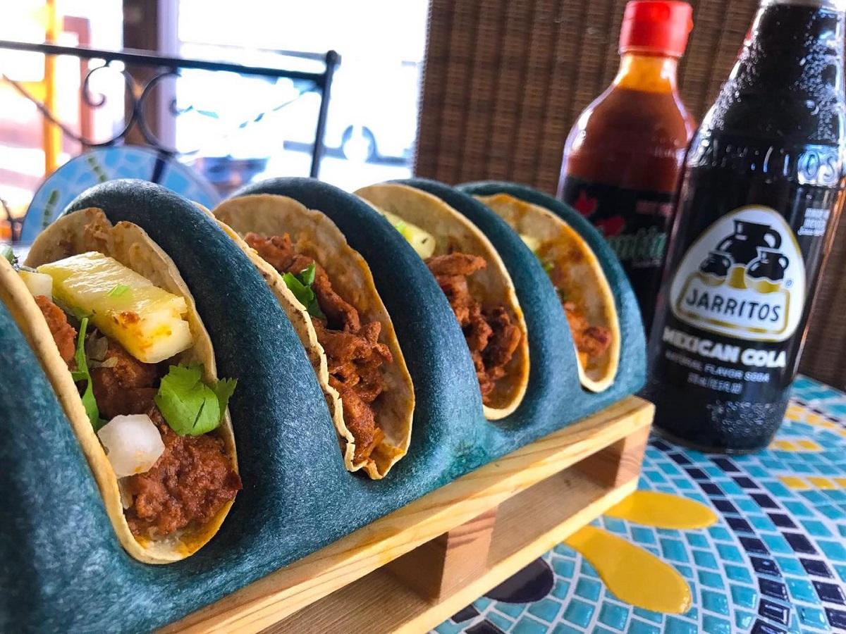 tacos la restaurant taqueria el torito, restaurant mexican bucurești
