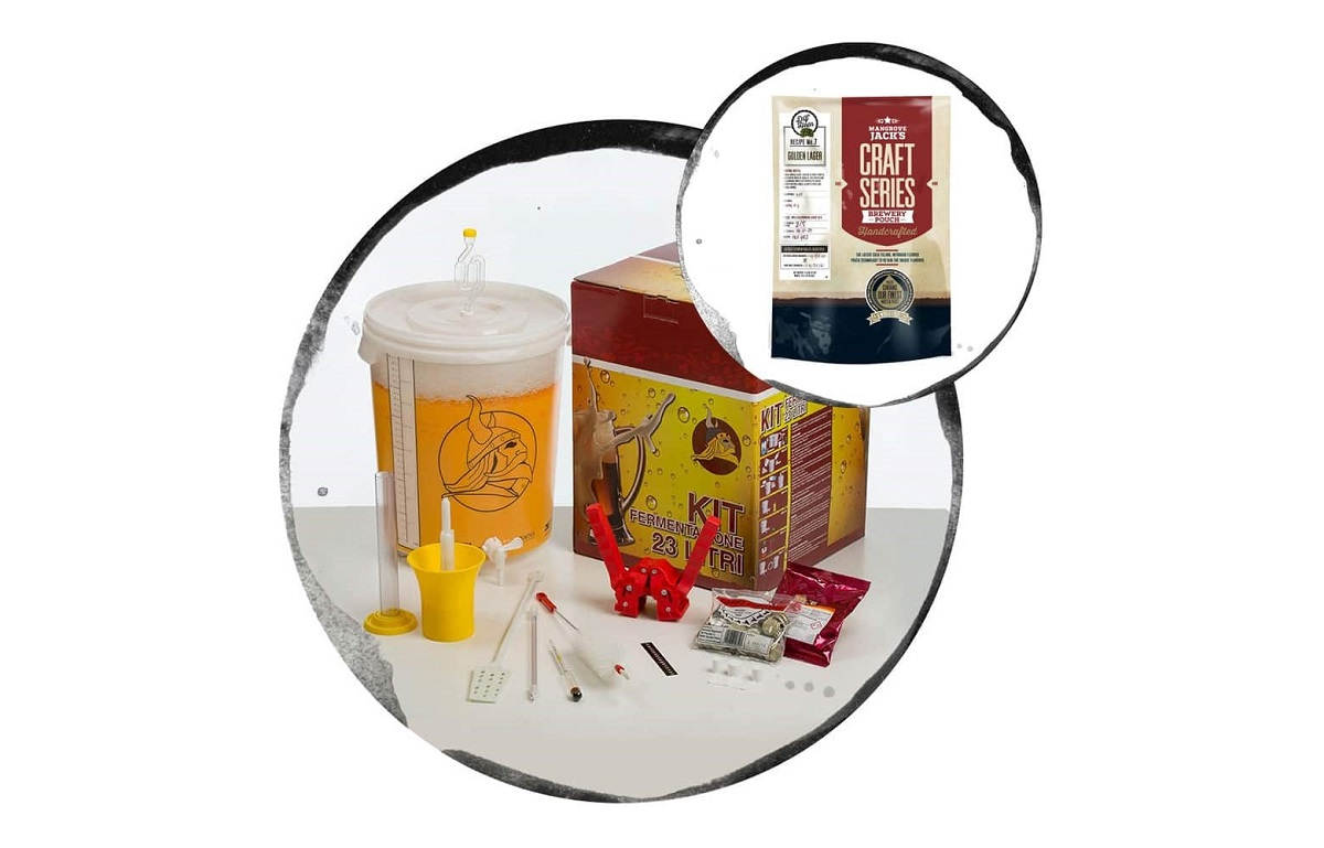 kit pentru bere artizanala de facut acasa idei cadouri crăciun foodie