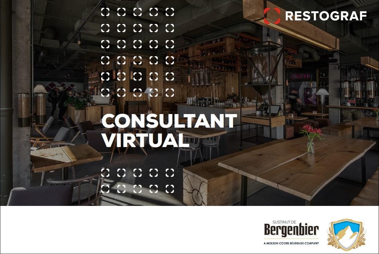 coperta de la Consultantul Virtual Restograf