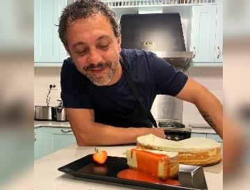 #RețeteDeChef: Cheesecake cu aromă de lămâie, de la Sorin Bontea