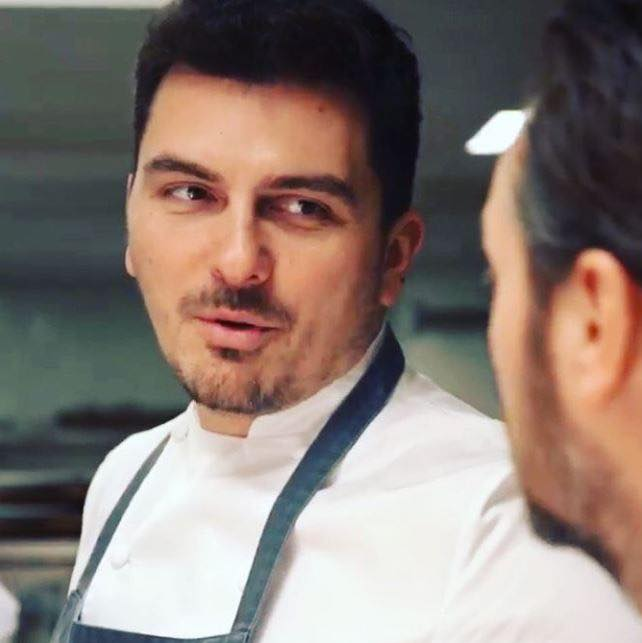 Chef Bogdan Danila, primul român cu stea Michelin si-a deschis restaurant