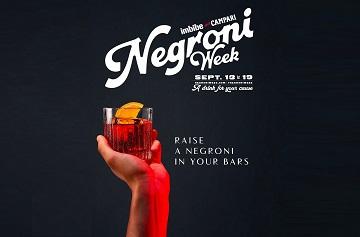 Negroni Week: o săptămână plină de experiențe speciale și cocktailuri grozave